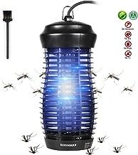 DEKINMAX Lámpara Mata Insectos Electrico Lámpara Anti