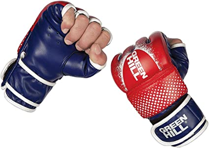 Training MMA Boxing Gloves 4 oz Grappling Cage fight Kick Punching Bag