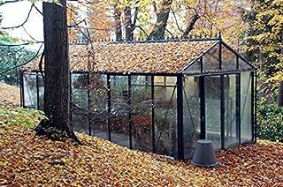 Exaco Trading Royal Victorian VI 36 Polycarbonate Greenhouse