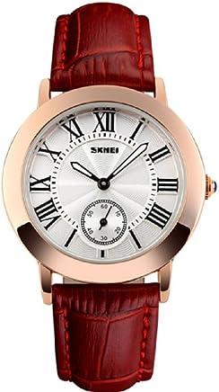 Relojes de Mujer Women Watches Roman Numbers Casual Women Wristwatch Relogio Feminino RE0031