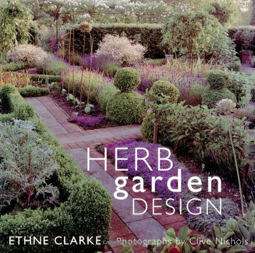 Designing An Ornamental Herb Garden Evergreen Herb Gardens