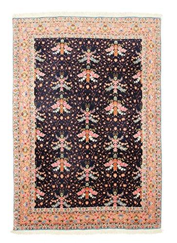 Nain Trading Indo Täbriz 309x205 Orientteppich Teppich Mehrfarbig Handgeknüpft Indien
