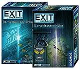 Exit Kosmos Spiele 694050 - Juego de mesa (incluye juego de mesa y juegos Kosmos 692681), diseño de la cabaña abandonada