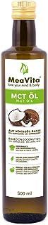 MeaVita MCT Öl, Premium Qualität, 1er Pack 1x 500 ml