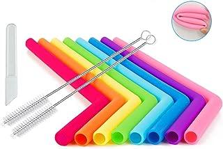 silicone straws dishwasher safe