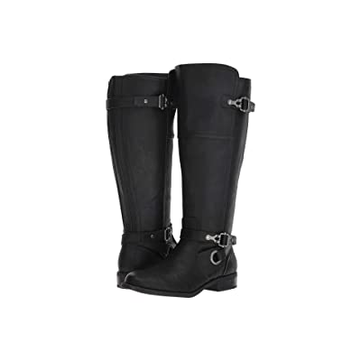G by GUESS Harvest Wide Calf (Black) Women