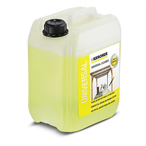 Kärcher 5 L Canister Pressure Washer Detergent, Universal Cleaner