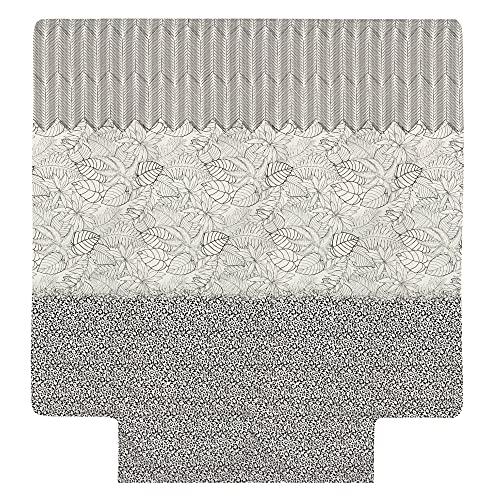 Linnea - Funda nórdica (280 x 240 cm, 100% algodón),