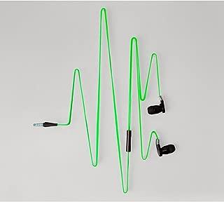 Petrix Pt Pfk1100F Mikrofonlu Kulakiçi Kulaklık, Yeşil