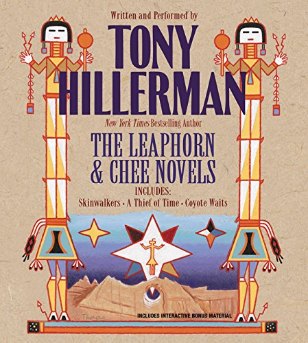 Tony Hillerman: The Leaphorn and Chee Audio Trilogy: Skinwalkers, A Thief of Time & Coyote Waits CD (Joe Leaphorn/Jim Ch