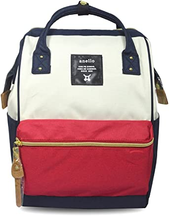 Anello AT-B0197B-F Polyester Backpack, France, Mini Size