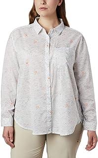 Columbia Sun Drifter Ii Long Sleeve Shirt