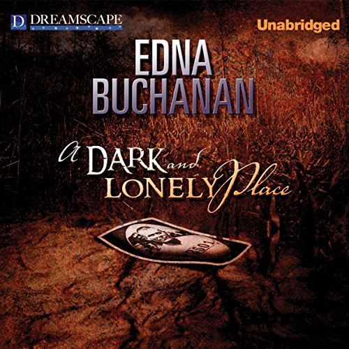 A Dark and Lonely Place audiobook cover art