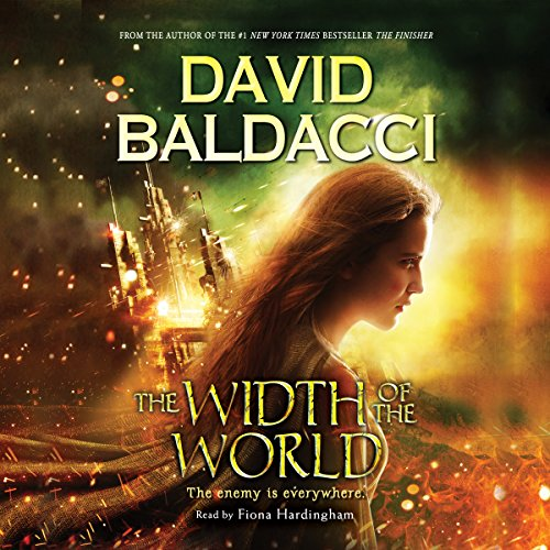 The Width of the World audiobook cover art