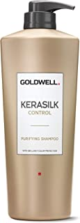Goldwell Kerasilk Control Shampoo 33.8oz, 1138.52 Grams