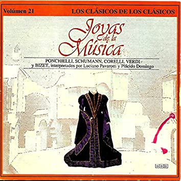 Joyas de la Música, Vol. 21