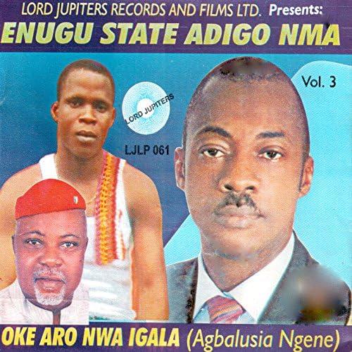 Oke Aro Nwa Igala and His Group