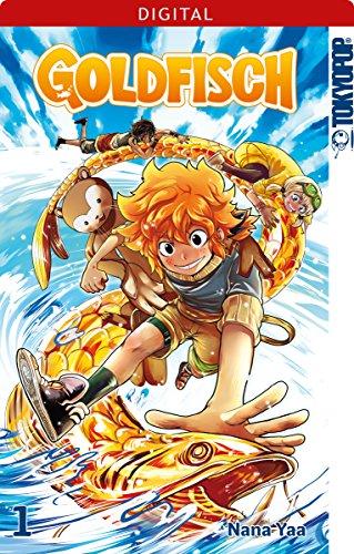 Goldfisch 01 (German Edition)