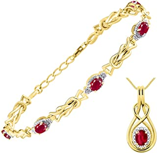 Gold Finish Clear Yellow Stone Elegant Gorgeous Statement Necklace With Earrings Set For Women Gold Cotton Filled Gift Box for Free