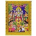 Puja N Pujari Synthetic Lord Satyanarayan Swamy Vishnu…