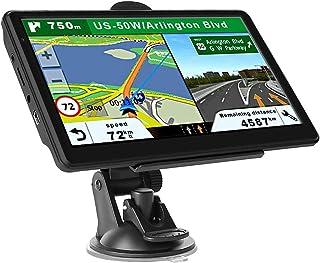 gazechimp de Navegação GPS para o Carro, GPS Sistema de Navegação Por Satélite para Carros, Lembrete de Voz Turn Direção, ...