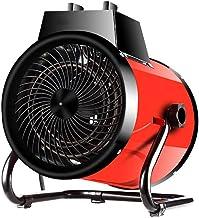 ZMXZMQ Calentador Industrial De 3Kw, Calentador De Ventilador De Secadora, Secadora De Invernadero, Alta Potencia Y Ahorro De Energía, Portátil
