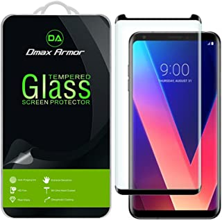 [2-Pack] Dmax Armor for LG V35 ThinQ [Tempered Glass] Screen