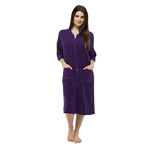 fashionable and attractive package best deals on clearance sale Dressing Gown with Zip: Amazon.co.uk