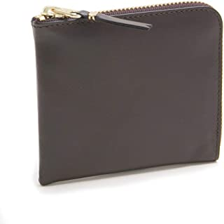 COMME des GARCONS 折り財布 CLASSIC LETHER LINE WALLET SA3100 メンズ レディース BROWN BR コムデギャルソン [並行輸入品]