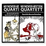 Minderheiten-Quartett - Set aus Basisspiel plus Erweiterung - Das politisch semikorrekte...