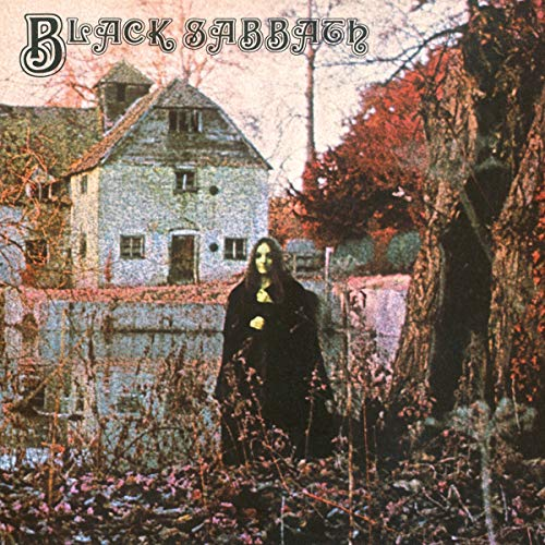 Black Sabbath (Lp,180g) [Vinyl LP]