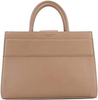 Luxury Fashion | Nenette Womens UENNY613 Beige Handbag | Fall Winter 19