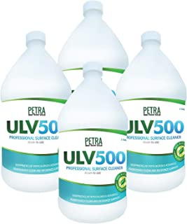 Petra Hypochlorous Acid Professional Surface Cleaner (4-Gallons), Ready-to-Use 500PPM (HOCL), Powerful Cleaning for Schools, Healthcare, Facilities, Food Processing, Gyms