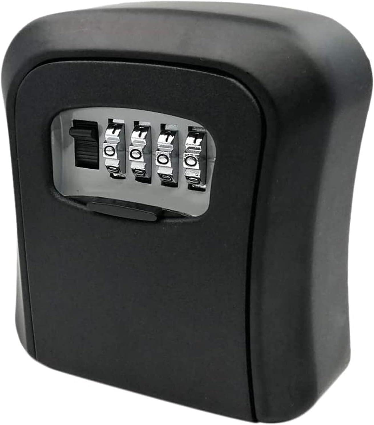 LIBAI Kamenda Boston Mall Key Max 60% OFF Safe Wall Mounting Password Lock Box