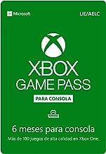 Suscripción Xbox Game Pass - 6 Meses | Xbox Live - Código de descarga