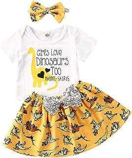 Baby Girls Feather Sleeveless Romper Jumpsuit+Headband Set Changeshopping