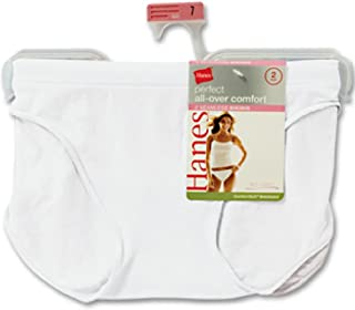 All-Over Comfort Perfect Mix and Match Bikini 2 Pack Bianco, 9-Bianco