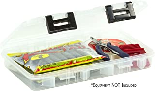 Plano 360710 ProLatch 3600 Size Open Compartments Stowaway Boxes, Clear