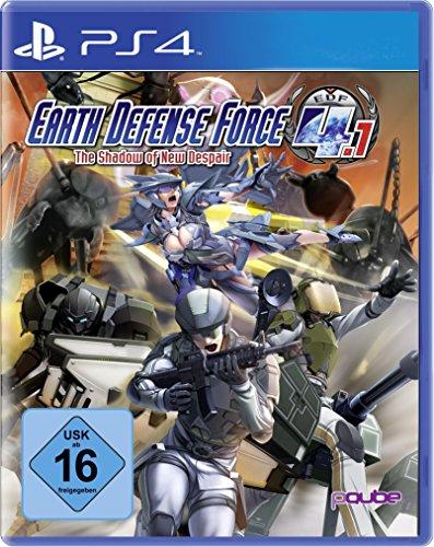Earth Defense Force 4.1: The Shadow Of New Despair [Importación Alemana]