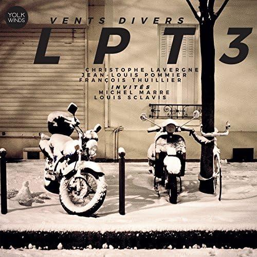 LPT3 feat. Michel Marre & Louis Sclavis