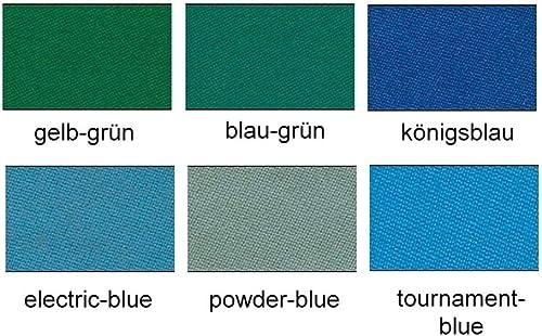 Tuch Simonis 860 HR Billardtuch, 16cm, Preis pro lfdm, Farbe 03 - k sblau