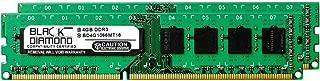 8GB 2X4GB RAM Memory for Dell Studio XPS 435MT DDR3 DIMM 240pin PC3-8500 1066MHz Black Diamond Memory Module Upgrade