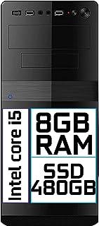 Computador Intel Core i5 8GB SSD 480GB EasyPC Go