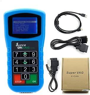 Super VAG K+CAN Plus 2.0 Diagnosis + Mileage Correction + Pin Code Reader SuperVAG K+CAN Plus for Volkswagen/for Audi/for Skoda