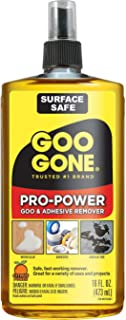 Goo Gone Pro-Power - 16 Ounce - Professional Strength Adhesive Remover, Spray Pump