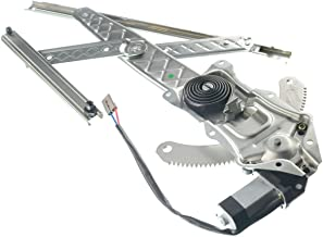A-Premium Power Window Regulator and Motor Assembly for Ford Expedition 1997-2002 Lincoln Navigator 98-02 Front Left Driver Side