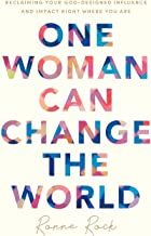 One Woman Can Change the World