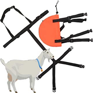 YUYUSO Goat Bra Udder Bag for Sheep Goat Correct Saggy Udders