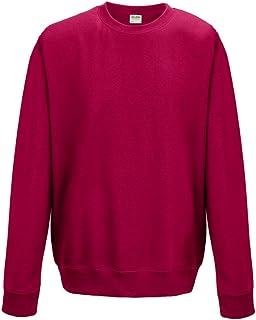 AWDis Men's Sweatshirt Cranberry M