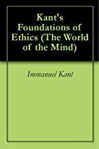 the foundations of ethics kant
